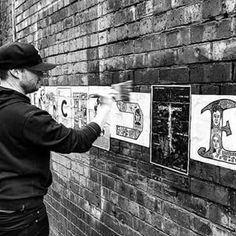 COMPETITION! ___ Manchester The Word Competition is up and running for @ManchesterArtMonth and @_gilbi and @andyhogg13 are offering you the chance to win limited edition signed prints of their beautiful #MCR letters. All you have to do is hunt out their letters which are all over Manchester, and if one has a golden '#' on it take a photo and share it online tagging in #manchestertheword and #manchesterartmonth ___ Competition ends 30th April ___ Hint... there are definitely a few of these… Manchester Art, 42nd Street, Sign Printing, Up And Running, How To Take Photos, 30th, Competition, Photo Wall, Letters