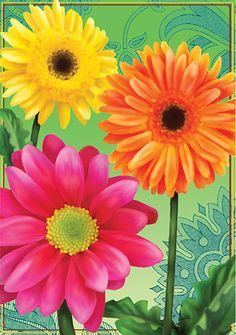 Catalog for Flower Flags featured at The Best of Canastota Gift Shop by Windgarden from Premier design. Cellphone Wallpaper, Phone Wallpapers, Mailbox Covers, Outdoor Flags, House Flags, Flag Decor, Premier Designs, Garden Flags, Daisy