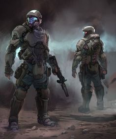Science Fiction Concept Halo 5 70 Ideas For 2019 Halo 5 Armor, Halo Spartan Armor, Halo Reach Armor, Spartan Helmet, Armor Concept, Concept Art, Halo 3 Odst, Halo Series, Halo Game
