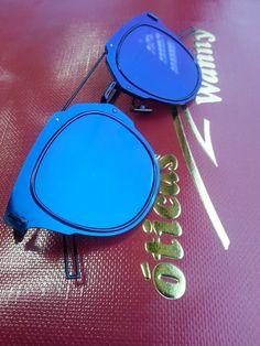 Aqui você encontra os maiores lançamentos no conforto de sua casa! Venha comprar o seu óculos de sol que entregamos com frete grátis para todo o Brasil! #oticaswanny #oculos #dior #composit #compre #online
