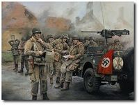 Easy Company - Moving On by Chris Collingwood