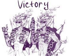 :Victory: by FeliStaOMG on DeviantArt