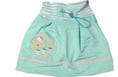 Röcke - Mädchenrock Gr. 110/116 - ein Designerstück von C-Fashion-Design bei DaWanda
