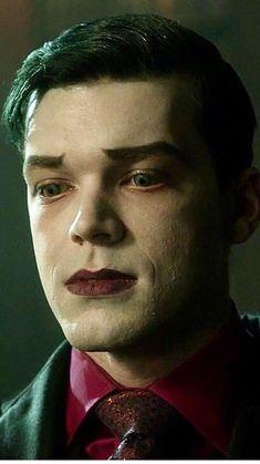Thoughtful #Jeremiah #Joker #Gotham
