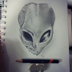 Ban Lesage: Alienígenas - Dibujos