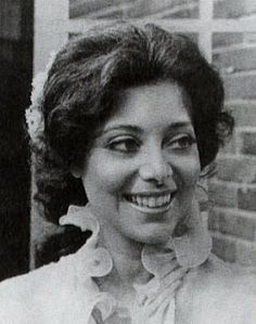 Ellen Holly - first African American on One Life to Live