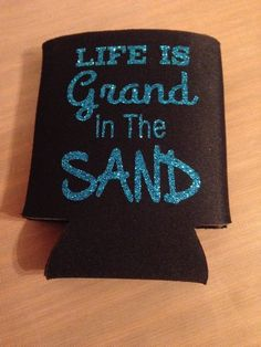 Beach Themed Koozies