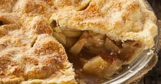 Pink Lady Apple Pie
