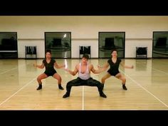"Pussycat Dolls ""Buttons"" Cardio Dance Workout #Exercise @Dance"