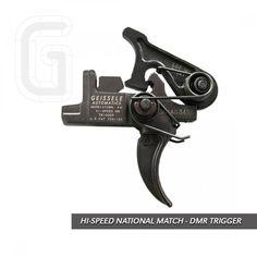 Geissele Automatics Hi-Speed National Match - Designated Marksman Rifle (DMR) Trigger 05-129