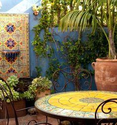 Les 53 Meilleures Images Du Tableau Jardin Marocain Sur Pinterest En