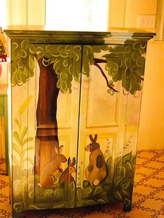 Hand Painted Furniture Design, Pictures, Remodel, Decor and Ideas