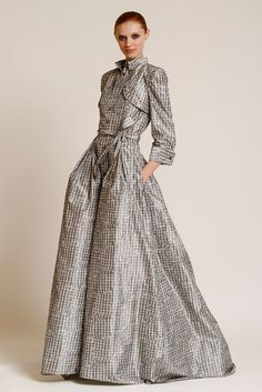 Carolina Herrera Pre-Fall 2011 - Collection - Gallery - Look 1 - Style.com