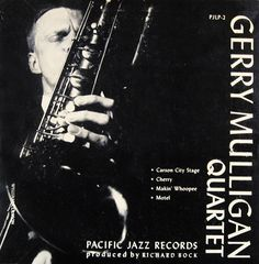 Pacific Jazz and World Pacific Records - jazz album covers