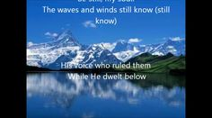 Be Still My Soul/What a Friend We Have in Jesus - by Selah - beautiful music video