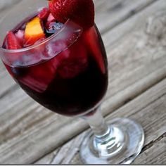 The Best Sangria Ever