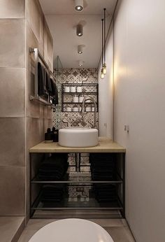 1000 images about ba os bathroom on pinterest for Ideas para un departamento pequeno