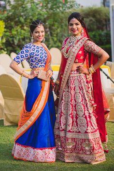 They are stunningly beautiful! Photo by Vermilion Diaries, Kolkata #weddingnet #wedding #india #indian #indianwedding #weddingdresses #mehendi #ceremony #realwedding #lehengacholi #choli #lehengaweddin#weddingsaree #indianweddingoutfits #outfits #backdrops #groom #wear #groomwear #sherwani #groomsmen #bridesmaids #prewedding #photoshoot #photoset #details #sweet #cute #gorgeous #fabulous #jewels #rings #tikka #earrings #sets #lehnga
