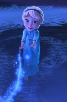I pinned this because... Frozen
