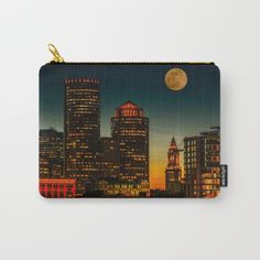 Organize your life with our Carry-All Pouches. Available in three sizes with wraparound artwork, these pouches are perfect for toiletries, art supplies or makeup. Even an iPad fits into the large size. Features include a faux leather pulltab for easy open and close, a durable canvas-like exterior and a 50/50 poly-cotton black interior lining. Machine washable. $5 Off Totes, Mugs, Pouches, Phone Cases and All Stocking Stuffers - Free Shipping on Every Order - Ends Tonight at Midnight PT!