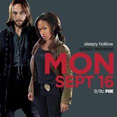 Promo for Sleep Hollow FoxTV