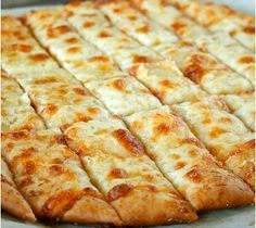 Skip the Restaurant and Make it at Home   Cheese Garlic Breadsticks and Pizza   Frugal Edmonton Mama