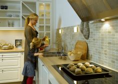 Damixa Tradition keukenkraan 37008. De traditionele kruisgreep keukenkraan voor de landelijke keuken.