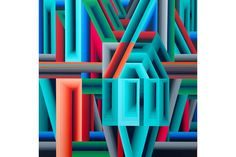 Series of new paintings by James Marshall (Dalek) on view at Jonathan LeVine Gallery