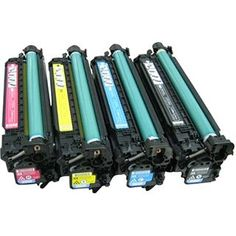 N Compatible HP CE340A CE341A CE342A CE343A Cyan Magenta Yellow Toner Cartridge MFP M775dn MFP M775 f MFP M775z