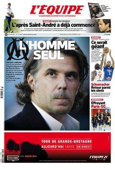 L'Équipe - Mercredi 10 Septembre 2014 - N° 21969
