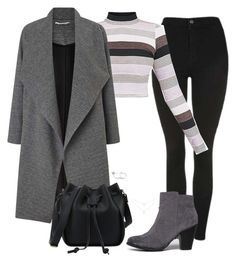 """""""Untitled #610"""" by bellaxoxx on Polyvore featuring Topshop, Breckelle's and Miss Selfridge"""