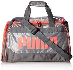 449546243bd Puma Evercat Women s Duffel Bag Gym Accessories