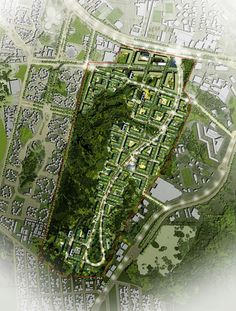 Campus Biometropolis Masterplan - Picture gallery