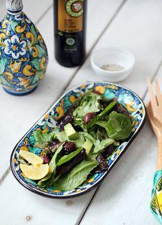 Avocado and Olive Salad #paleo #primal