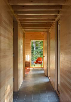 Modern Cottages in Vermont by HGA Architects | Wave Avenue