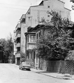 danperry - Uranus-Antim-Rahova neighborhood before Ceausescu demolition, Bucharest 1978 - Dan Vartanian photos