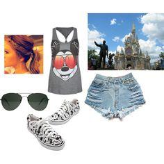 Disney World - I have those shoes!