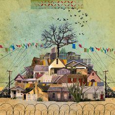 """Home"" by Judy Paul"