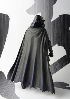 Star Wars Meisho Movie Realization: Samurai Taisho Darth Vader (Re-run) Samurai, Star Wars Figurines, Dragon History, Darth Vader, Star Wars Fan Art, Star Wars Rebels, Star Trek, Star Wars Humor, Star Wars Episodes