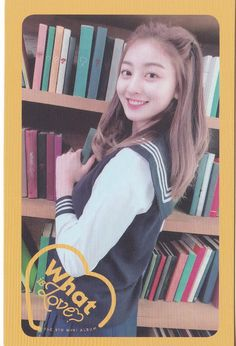 Jihyo - What Is Love? Extended Play, Nayeon, K Pop, South Korean Girls, Korean Girl Groups, Tzuyu Body, Leader Twice, Twice What Is Love, Rapper