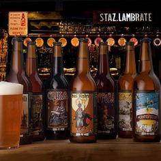 Birre Artigianali lombarde - Birrificio Lambrate