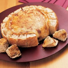 Creamy baked Brie and this spice blend are a robust flavor combination that is sure to please. It makes a spectacular appetizer at any occasion.