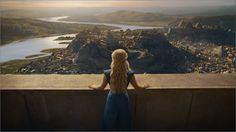 Daenerys à Meereen - Game Of Thrones