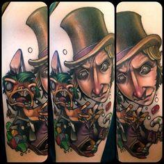 Tattoos by Kelly Doty - Inked Magazine