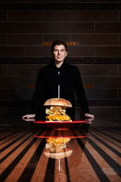 "Bobby Flay's Last Supper involves ""crunchification"", my signature tuna melt move."