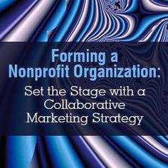 If you're launching a nonprofit, your pre-planning must be considerably more varied than launching a traditional for-profit endeavor. Nonprofit advice.