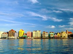I found my heart in Curacao.