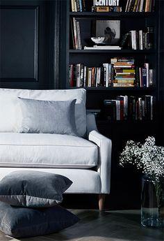 #Raft #furniture #lifestyle #Seattle #sofa #cosy #warm #stylish