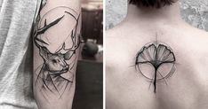 Sketch Tattoos By Frank Carrilho Show The Beauty Of Imperfection | Bored Panda