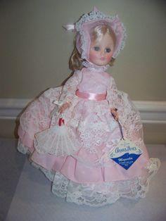Effanbee Magnolia 14 inch doll by danishjane on Etsy